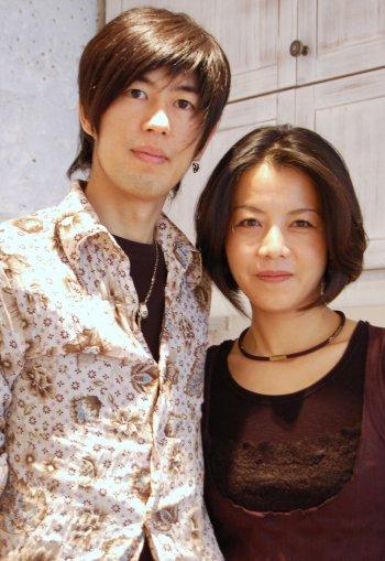 Yuhei and Reiko Kanda